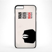 Anonymous Mask Sadic Dark Anarchy iPhone 6 Plus Case