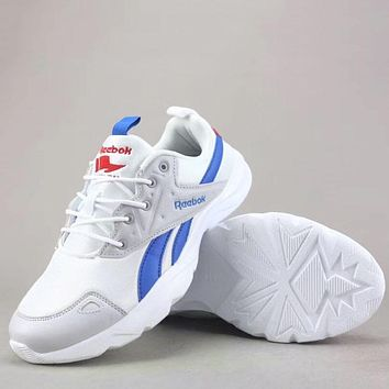 Trendsetter Reebok Classic Royal Blaze Women Men Fashion Casual Sneakers Sport Shoes