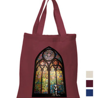 Banksy Stained Glass Window Graffiti Cotton Tote hand ECO canvas shoulder bag | eBay