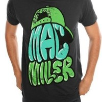 Mac Miller Graffiti Slim-Fit T-Shirt 2XL