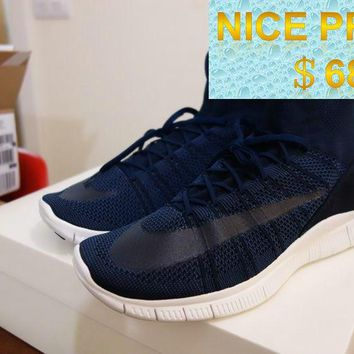 Where To Buy 2018 Nike Free Mercurial Superfly SP Dark Obsidian Black Superfly shoes