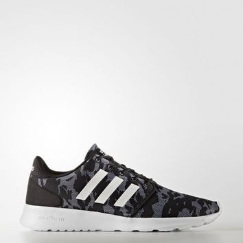 adidas Cloudfoam QT Racer Shoes - Black | adidas US
