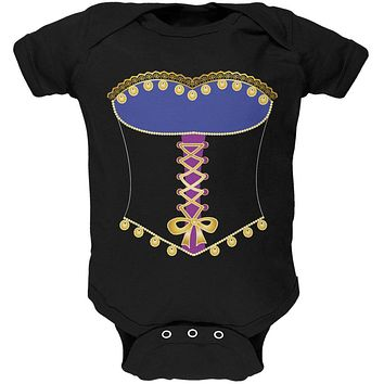 Halloween Gypsy Costume Soft Baby One Piece