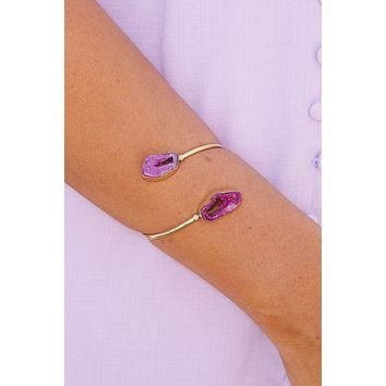 True Icon Cuff (Fuchsia)