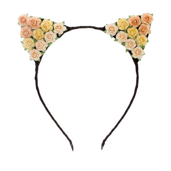 The Sunset Aristocat Headband