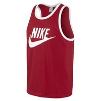 Nike Store. Nike Unwashed Logo Men's Tank Top
