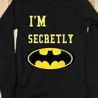 im secretly batman - Daisy's & Daphne's