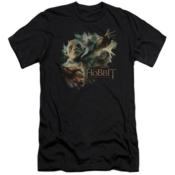 Hobbit - Baddies Short Sleeve Adult 30/1 Shirt Officially Licensed T-Shirt