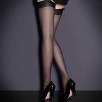 Stockings by Agent Provocateur - Silk Stockings