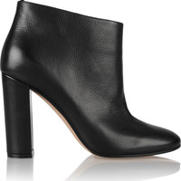 Gianvito Rossi - Textured-leather ankle boots