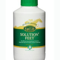 Equi Life Solution 4 Feet - Natural Hoof Disinfectant and Protection