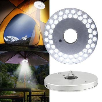CXBFG 48 LED Tent Pole Outdoor Emergency Disc Light