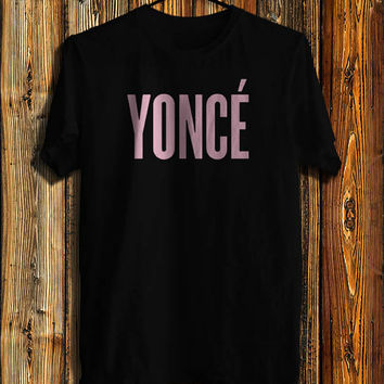 Yoncé Shirt Beyonce Men's T-shirt, Awesome Shirt