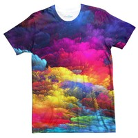 Abstract Colors Tee