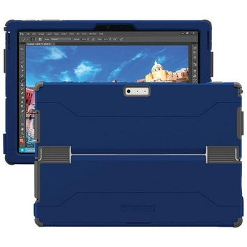 TRIDENT CY-MSCARP-BL000 Microsoft(R) Surface(TM) Pro 4 Cyclops(TM) Series Case (Blue)