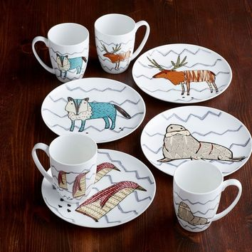 Fantasy Forest Bone China Collection