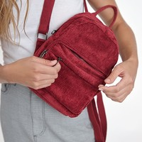 LA Hearts Corduroy Mini Backpack at PacSun.com