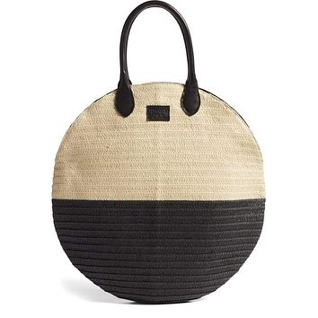 Brixton - Amalie Bag | Natural/Black