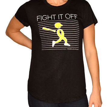 Fight it Off 2015 - Women's Perfect Fit Tee