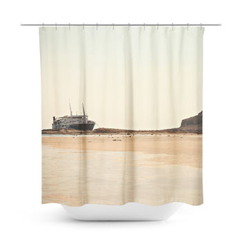 Nautical Bliss Shower Curtain
