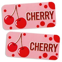 Cherry Bakery Labels