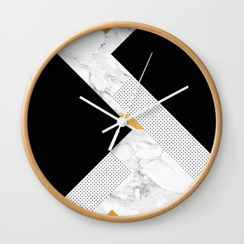 Classical Glorify Wall Clock by cadinera