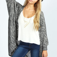 Bella Knitted Oversize Batwing Cardigan