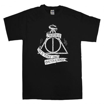The Marauder's Map harry potter  For T-Shirt Unisex Adults size S-2XL