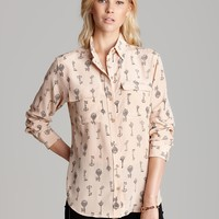 Equipment Shirt - Signature Skeleton Key | Bloomingdale's