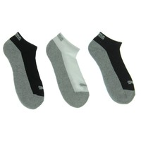 Puma Womens 6PK 1/2 Terry Low-Cut Socks
