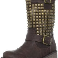 Wanted Shoes Women's Motor Motorcycle Boot