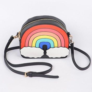 Somewhere Over The Rainbow Purse