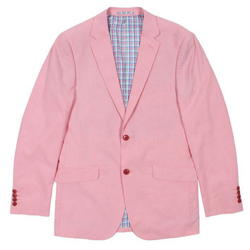 The Champagne Blazer in Pink by Country Club Prep - FINAL SALE