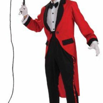 Forum Novelties Inc Men's Ringmaster Costume