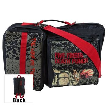 Five Finger Death Punch - Way of the Fist Backpack - Black
