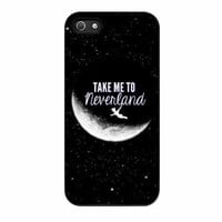 Disney Peter Pan Take Me To Neverland iPhone 5s Case