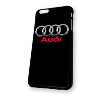 AUDI Logo Car Automobile iPhone 6 Plus case