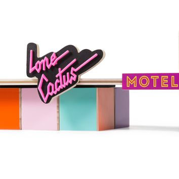 Lone Cactus Motel by Candylab Toys