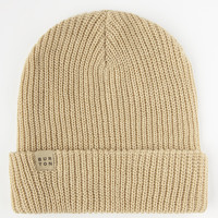 Burton Truckstop Beanie Beige One Size For Men 26547142601