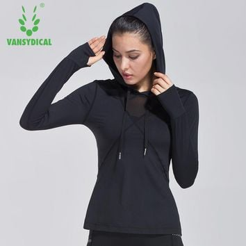 Women running Top Women Yoga Shirts Long Sleeve Gym Shirts Fitness Clothing Shirt Female Sports Tops Women Sport Shirt