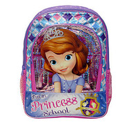 Disney Sofia the First Backpack - 16''