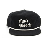 Muir Woods Throwback Cord Hat