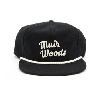 2f282352199a9 Muir Woods Throwback Cord Hat