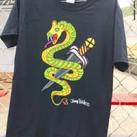 COSMIC SERPENT T SHIRT
