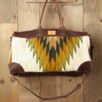 WILL Bags Oaxacan Weekender at Free People Clothing Boutique