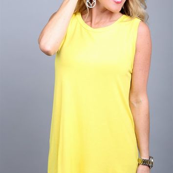 Coco and Main Tunic Tank S-3XL