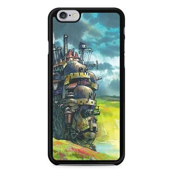 Howl S Moving Castle iPhone 6/6S Case