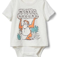 babyGap | Disney Baby Jungle Book slub body double | Gap