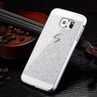 Luxury Bling Glitter Case For Samsung Galaxy S7 S6 Edge S3 S4 Mini S5 Neo A5 A3 J5 J7 J3 2016 Core Prime  Grand Prime G530 Case
