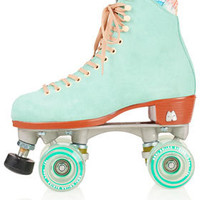 Moxi Teal Roller Skates - View All  - Shoes